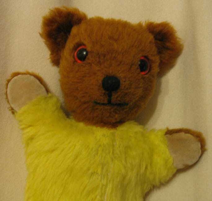 Yellow Teddy photo