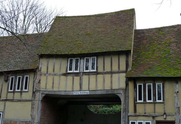 Priory Buildings, Priory Gardens, Orpington, Kent