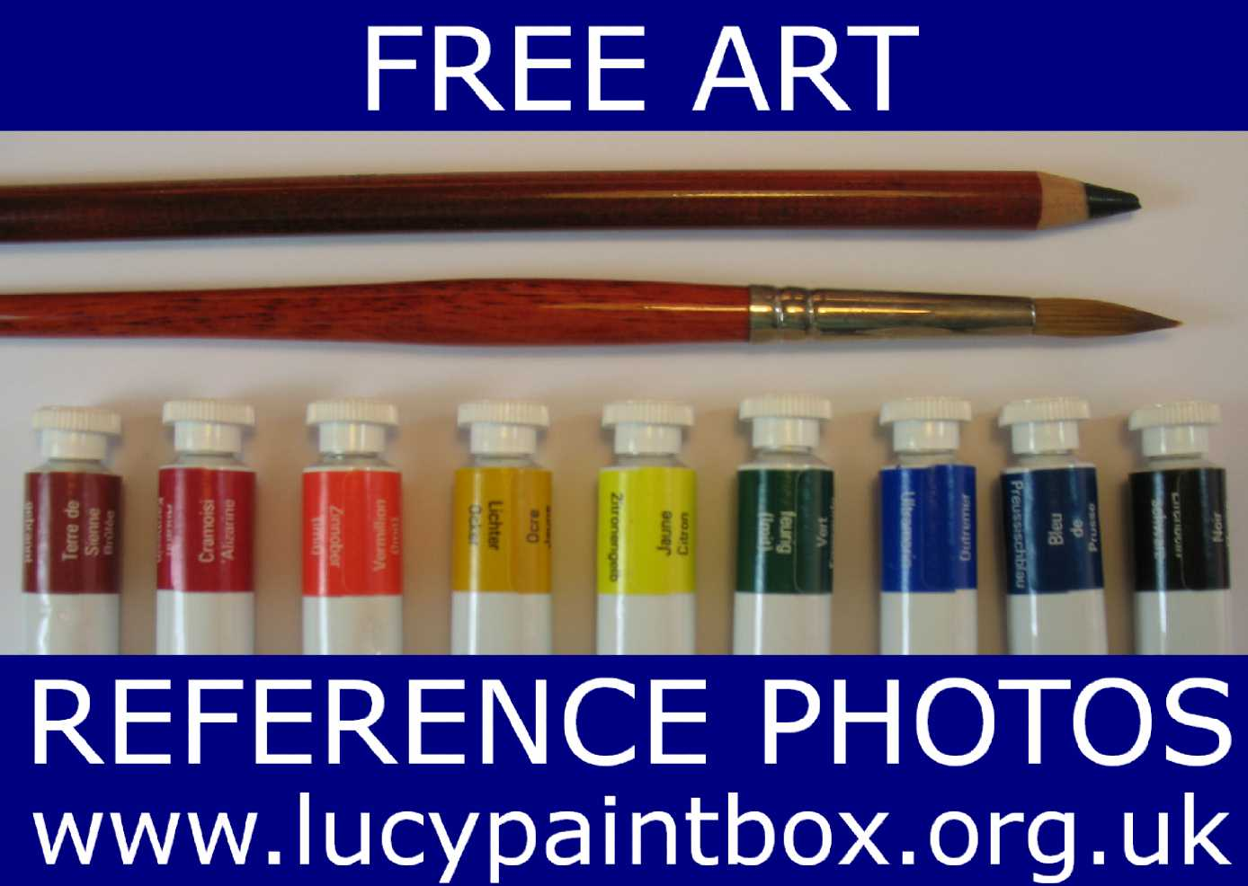 Lucy Paintbox Free Art Reference Photos